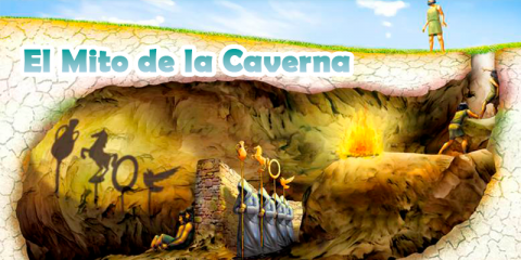 El Mito de la Caverna de Platon