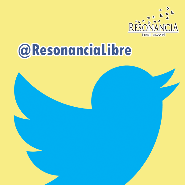 Twitter Resonancia Libre Pensar