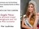 Ángela Ponce. La primera mujer transgénero que irá a Miss Universo